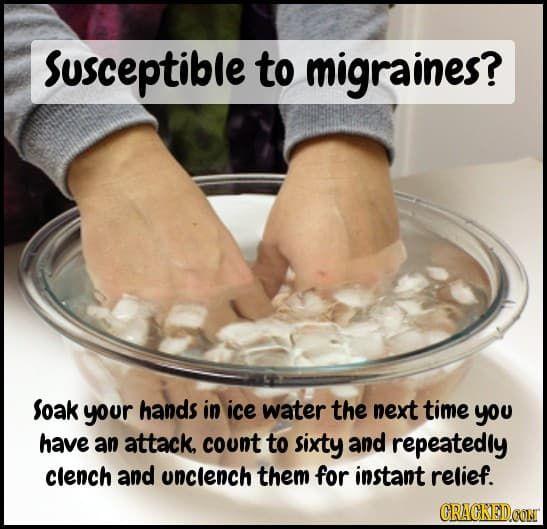 Get Headache Pain Relief