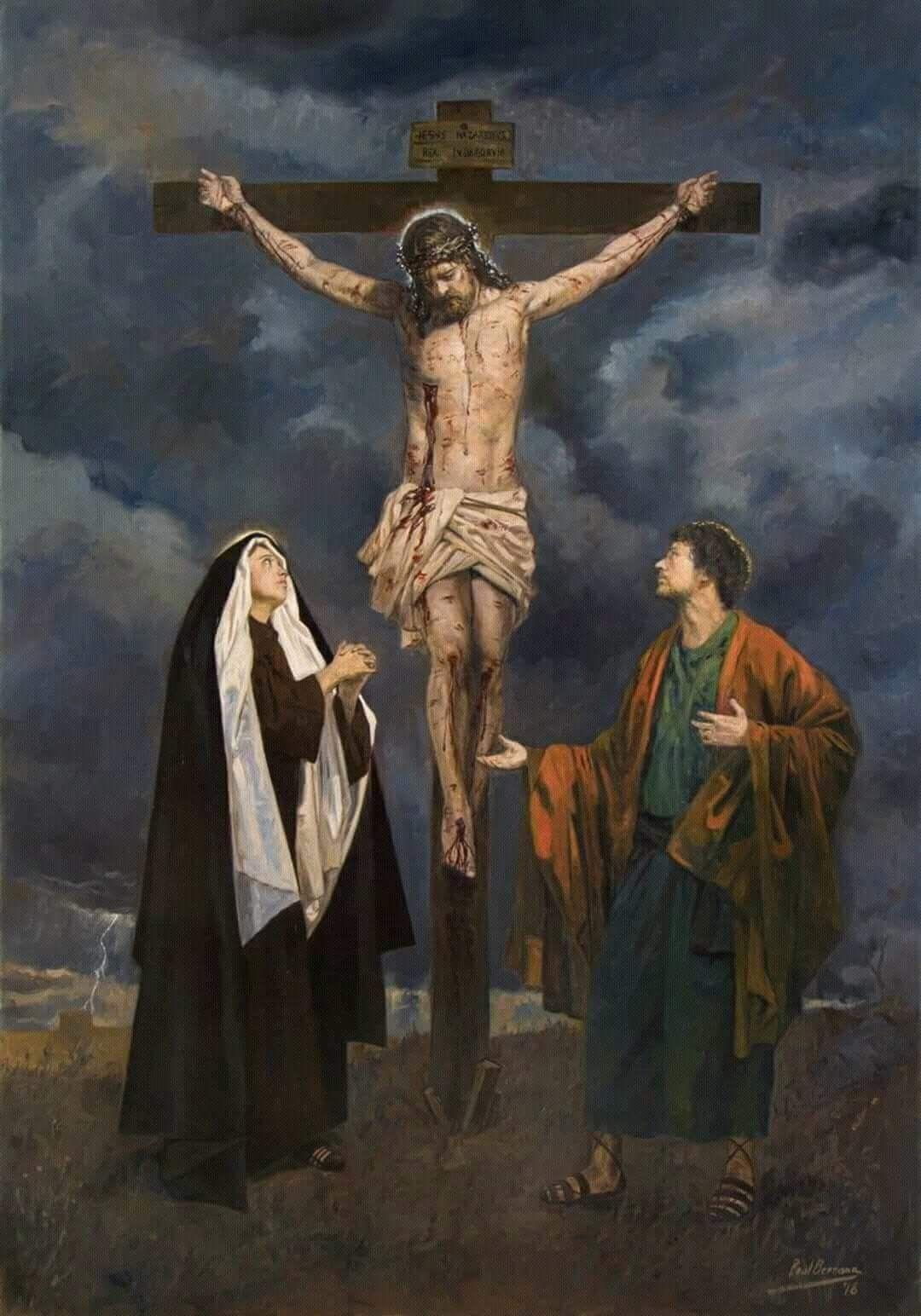 La mort divine, atroce et scientifique de Jésus pour notre Salut ✟ Comme Il a souffert ! 32621487ad7d6b9c142ad8bd961d1d76
