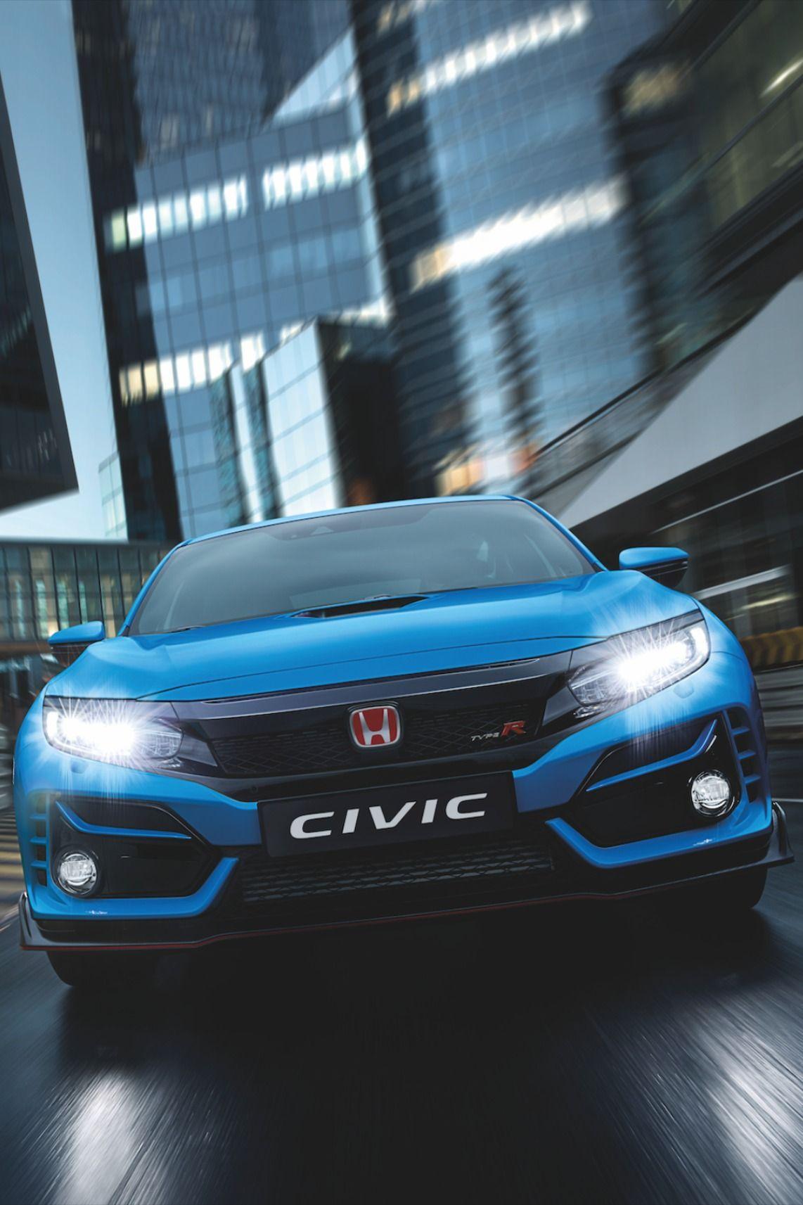 Pin Pa Honda Civic Type R