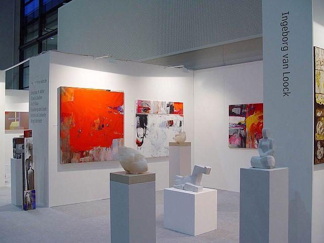 Ingeborg van Loock art Karlsruhe 2006