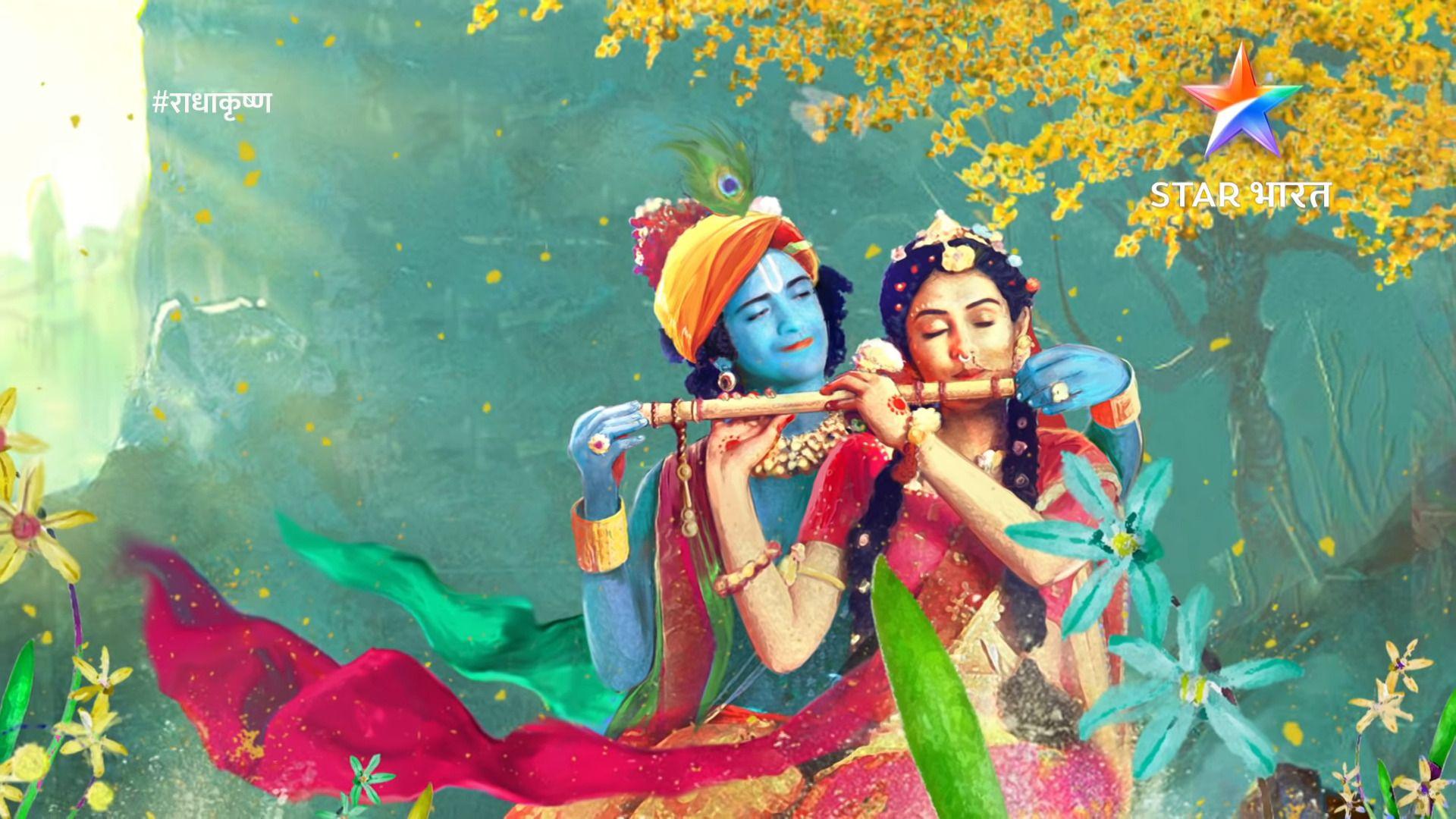 radha krishna star bharat