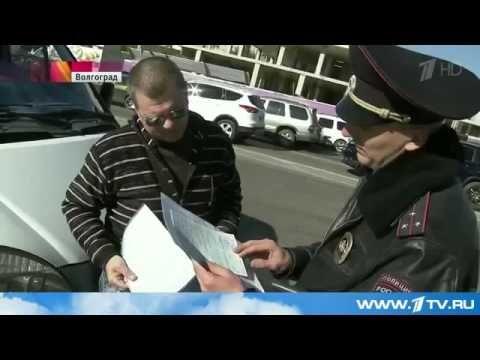 В России проходят проверки маршрутных такси
