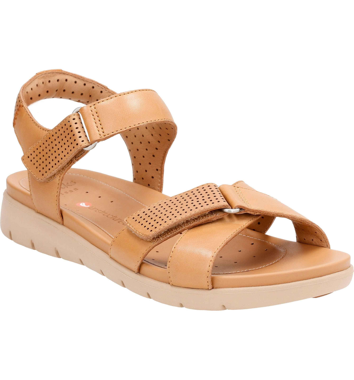 Buy Clarks Un Saffron Two Part Sandals For Women Online