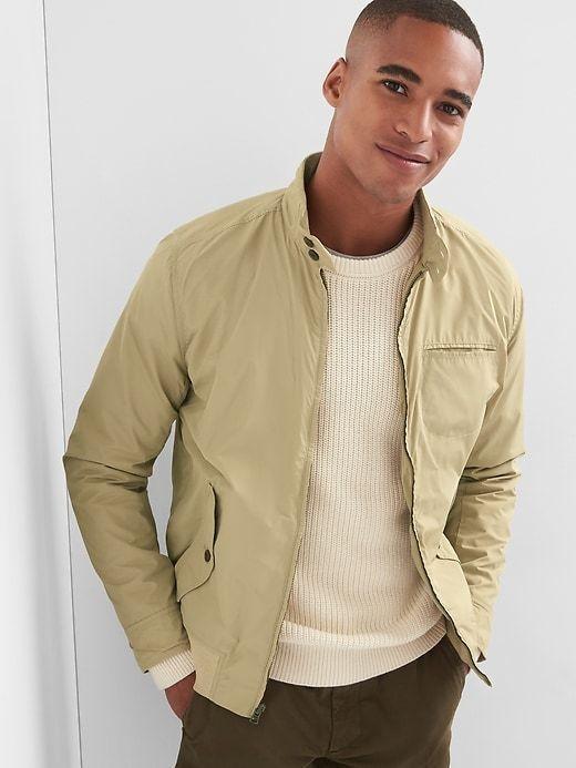 Gap Lightweight harrington jacket   Harrington jacket and Products