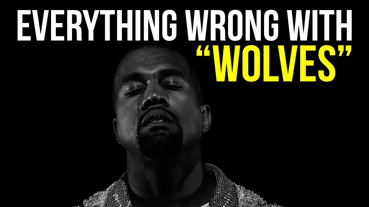 Kanye West Wolves Kanye West Wolves Spate Tv Hip Hop Videos