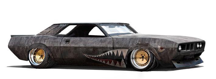 Chrysler E Body Platform Plymouth Barracuda Dodge Challenger