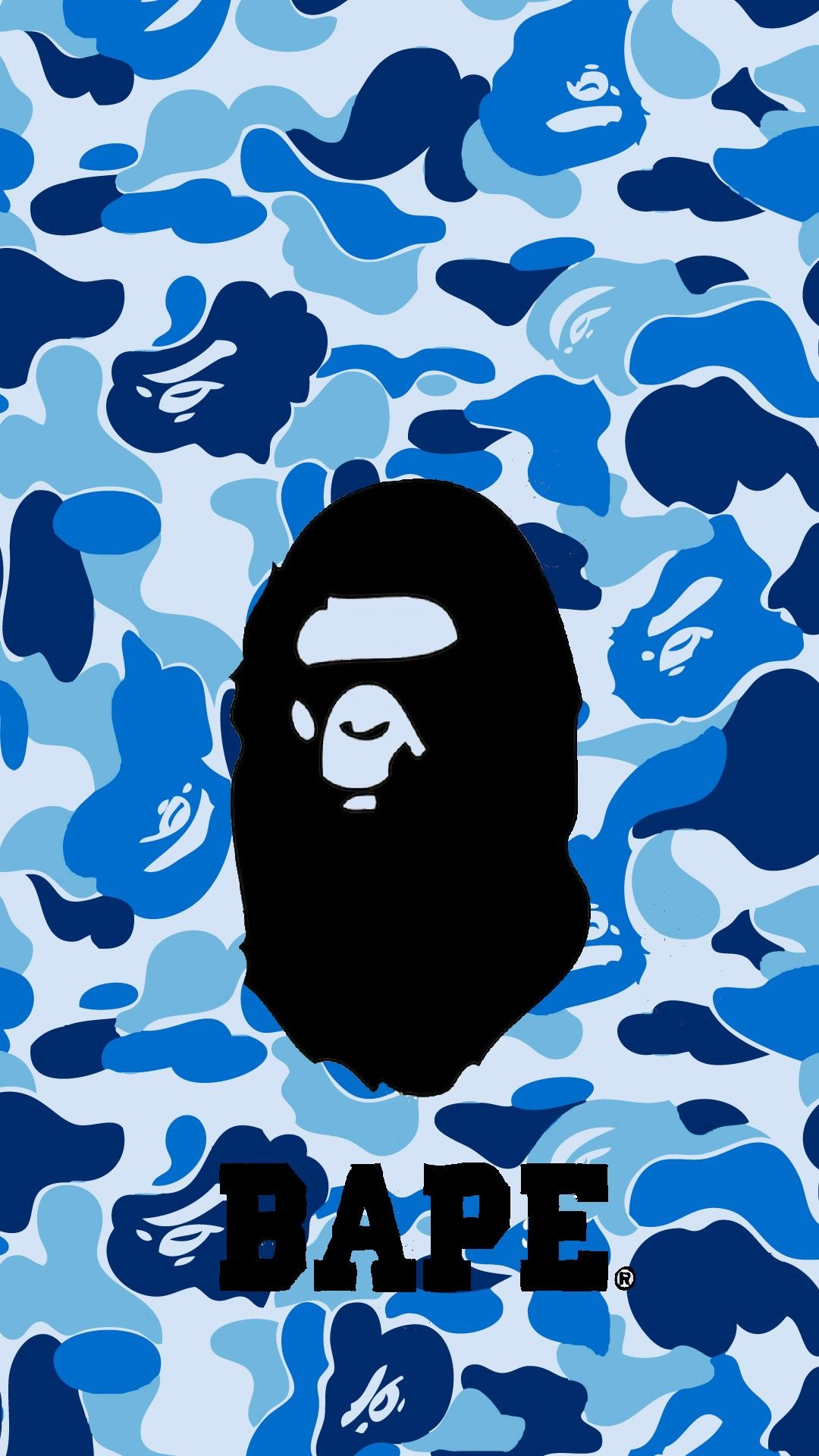 Awesome Bape Screensaver In 2020 Bape Wallpaper Iphone Kaws Wallpaper Bape Wallpapers