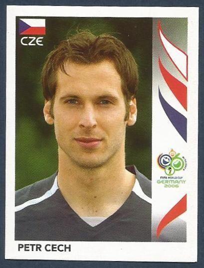 Panini Fifa World Cup Germany 2006 361 Czech Republic Chelsea Petr Cech In 2020 World Cup Germany Fifa World Cup