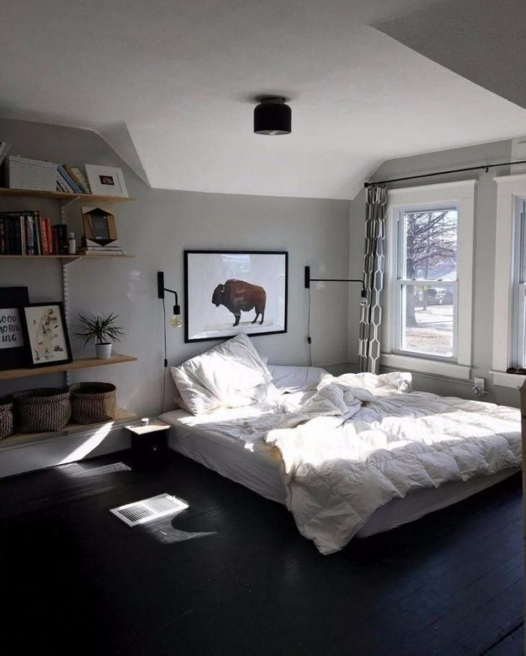 35 Cozy Bedroom Ideas for Your Tiny Apartment images