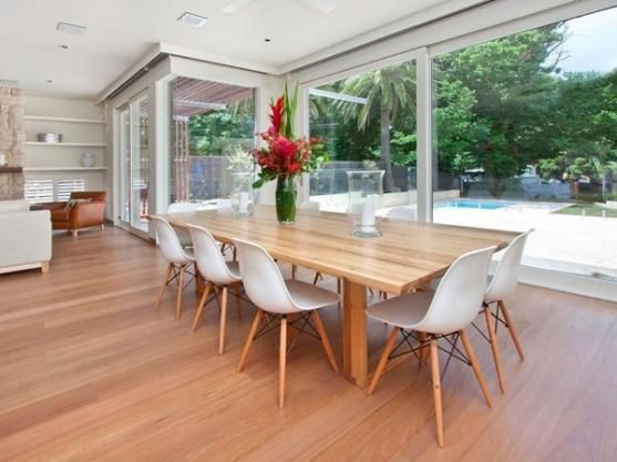 Timber floor boards have the ability to transform any space from ...