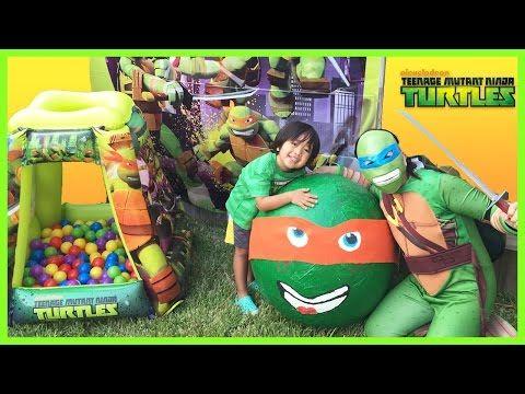 Ninja Turtle Video Toys