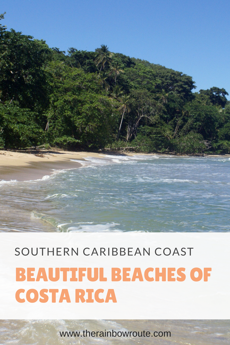 Find Beautiful And Secluded Beaches Along The Caribbean Coast Of Costa Rica Viajar Playa