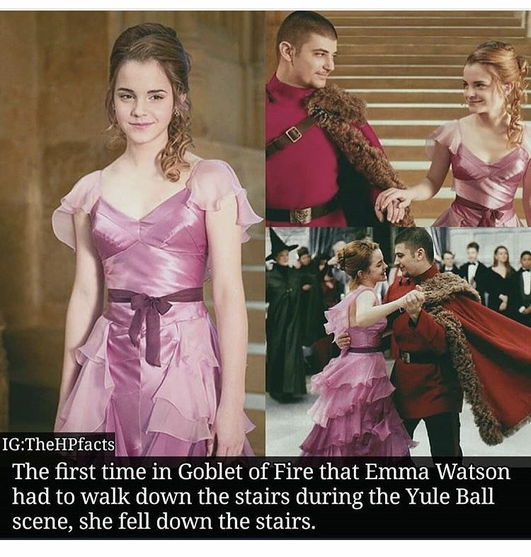 Fred And Angelina At The Yule Ball Harry Potter Universal Harry Potter Love Harry Potter Obsession