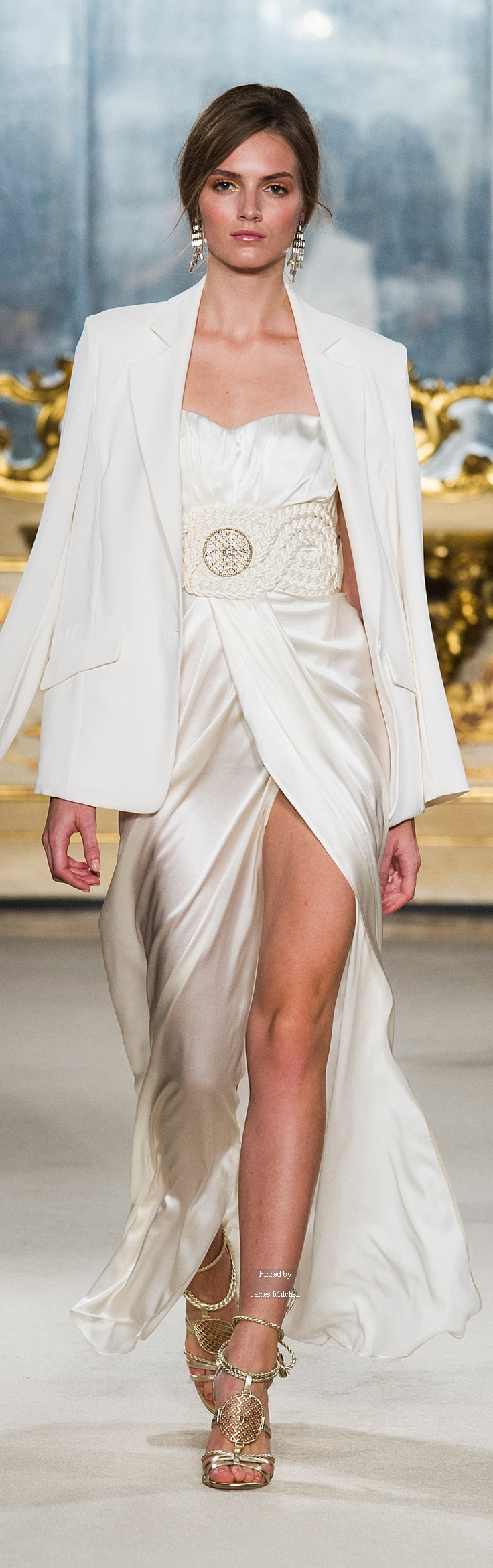 Elisabetta Franchi  Collection Spring Summer  2015 Ready-to-Wear