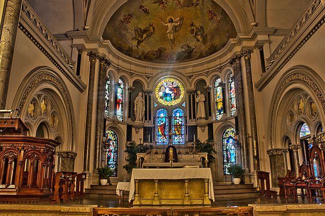 ... Annunciation Church in Houston, TX | by marylea