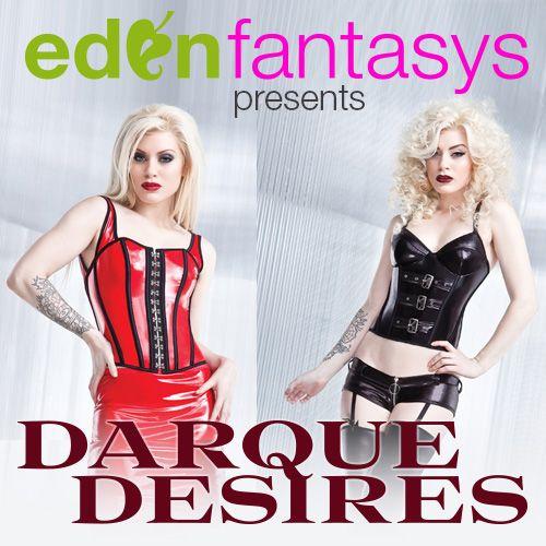 Darque Desires: Fetish Wear by Coquette. Now at EdenFantasys.com!