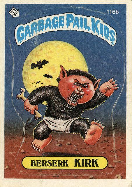 I M Remembering Garbage Pail Kids Garbage Pail Kids Cards Kids Series