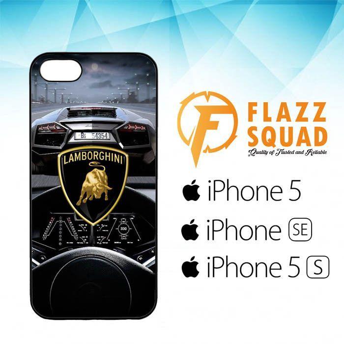 low priced 8ad55 d016e LAMBORGHINI W4387 iPhone 5|5S|SE Case | Lamborghini | Iphone 5c ...