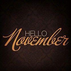 #hello #November #fall #hellonovembermonth #hello #November #fall #hellonovembermonth