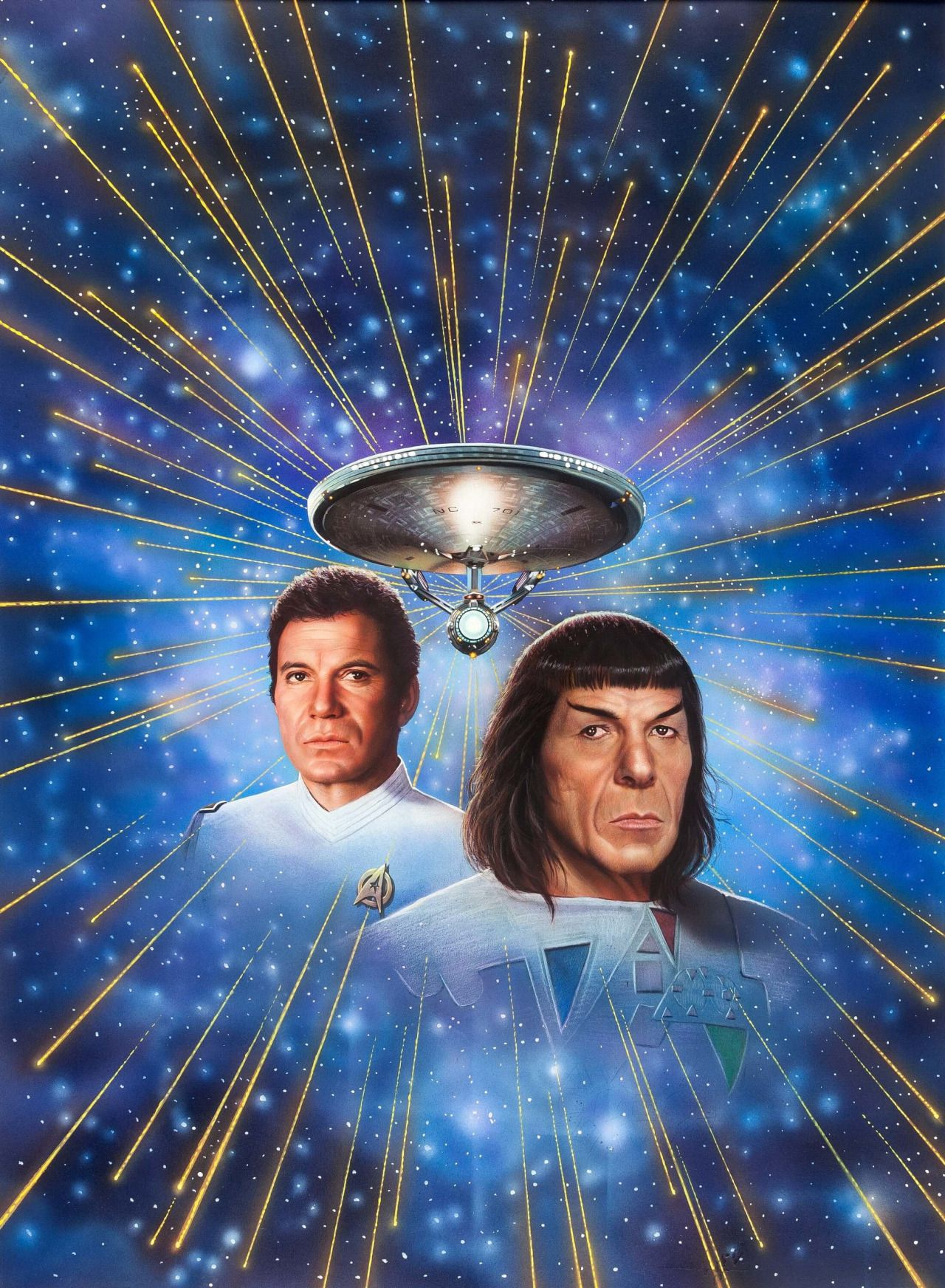 "mudwerks """" Keith Birdsong Star Trek The GodThing"