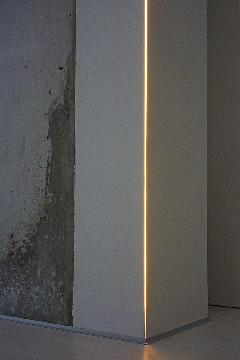 Crease Lighting For Very Subtle Illumination City
