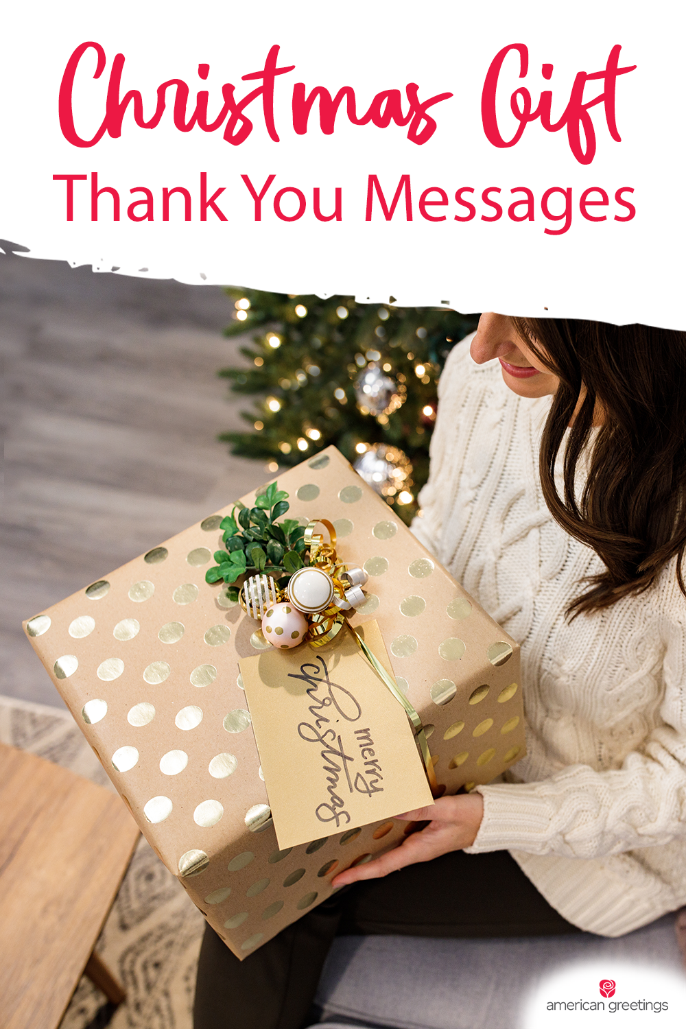 Christmas Gift Thank You Messages Christmas Messages Christmas Gifts Writing Thank You Cards