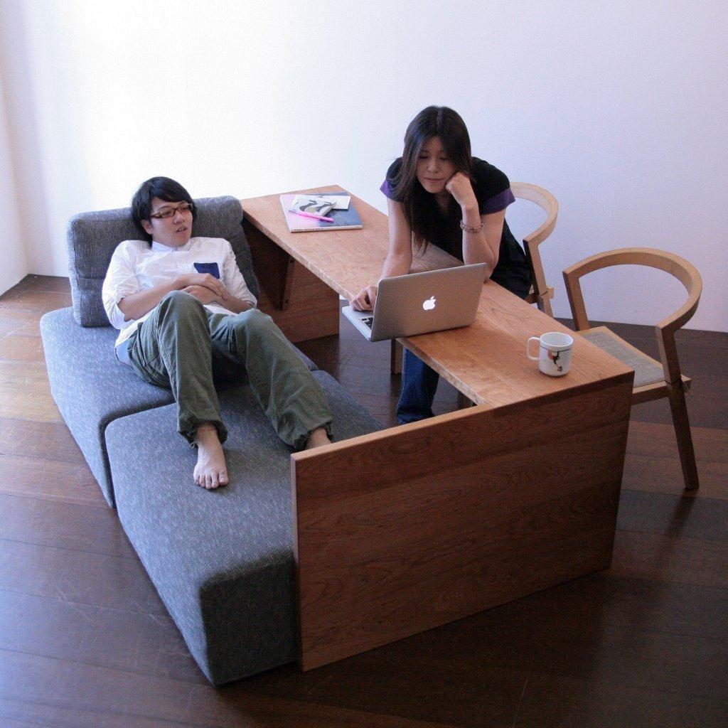 コネクトの家具 Connectコネクトみずのかぐ名古屋家具ローソファーオーダーテーブル一枚板 ソファ テーブル インテリア 収納 インテリア 家具