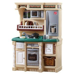 Step2 Lifestyle Custom Kitchen All 4 Boys Would Like This