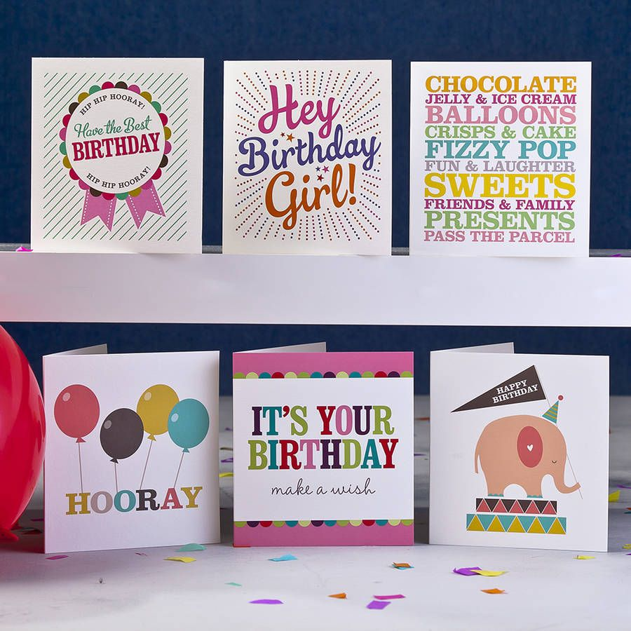 Image result for fun age 6 girl birthday card product image result for fun age 6 girl birthday card bookmarktalkfo Images