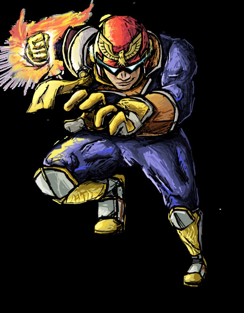 Captain Falcon   Super smash bros characters, Smash bros ...