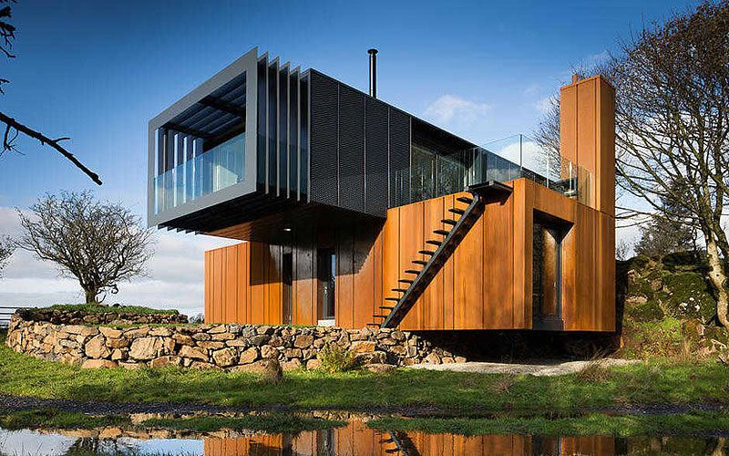Shipping Container Homes Google Search Container House
