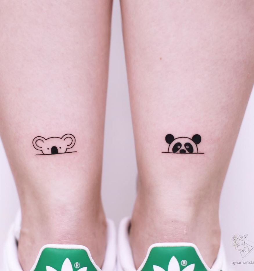 100 Best Small & Tiny Tattoos Of All Time | Cute animal ...