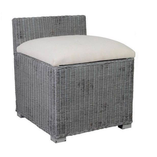 Crafted Home Ritzville Casual Grey Chair