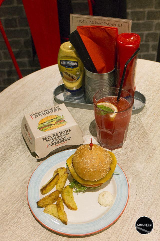 Foi com muitas influências americanas, uma nova decoração e uma nova carta que o hotel ibis Lisboa Alfragide apresentou o i-Burger. Conheçam-no em: http://mycherrylipsblog.com/i-burguer-o-novo-restaurante-do-ibis-381700