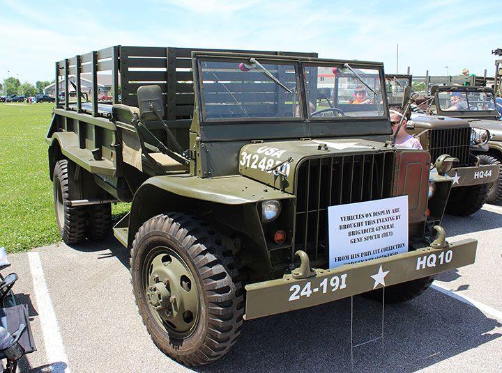 Ford GTB 1.5 ton 4x4 Cargo Truck Burma Jeep | Everything ...