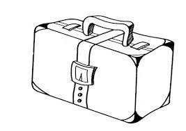 dibujos para colorear maletas de viaje   Buscar con Google   Otro