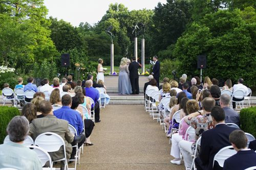 Wedding · The Gladney Rose Garden At The Missouri Botanical ...
