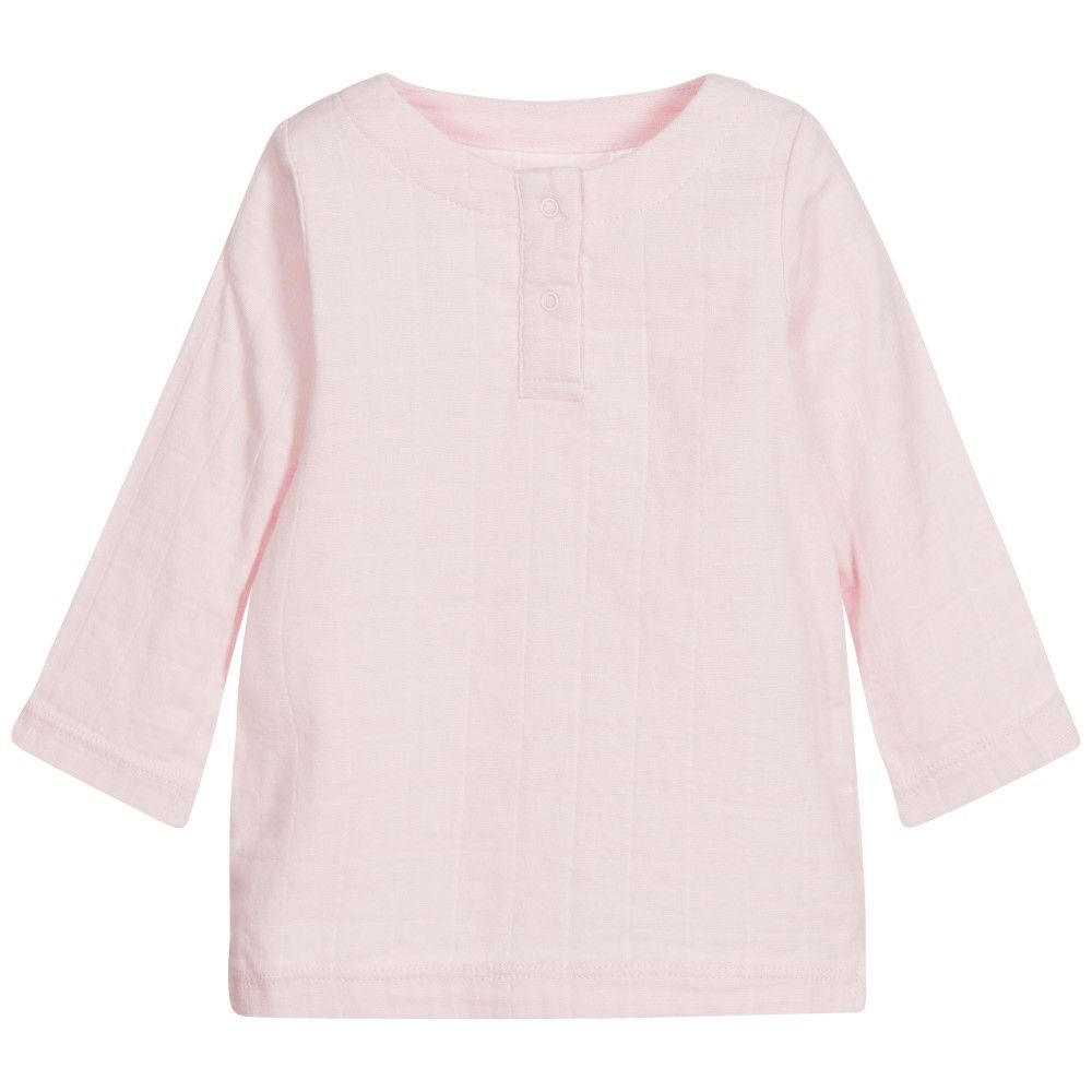 f3f258436 Moncler Baby Girls White Down Padded Liane Gilet
