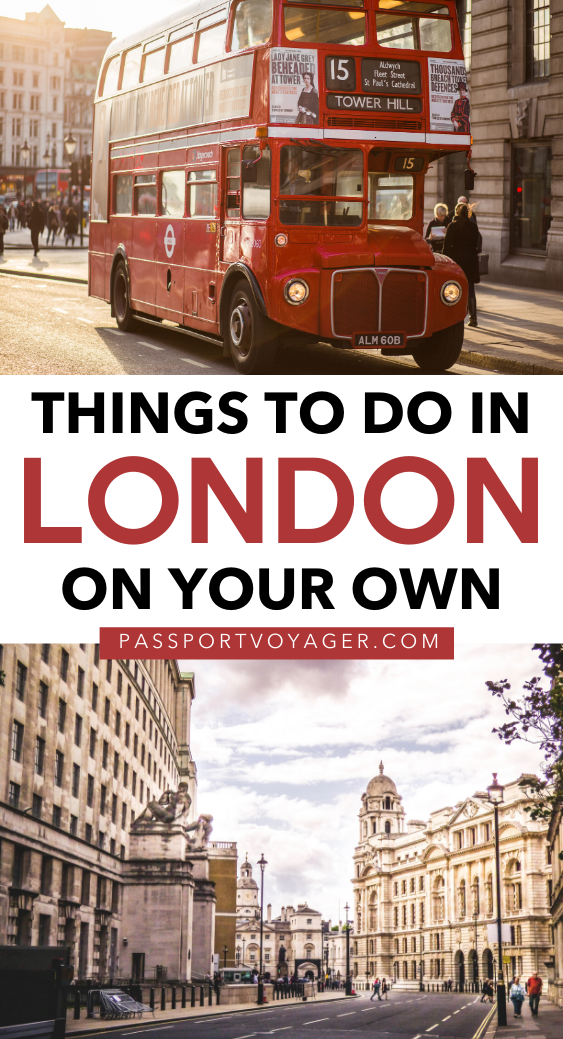 10 Amazing Things To Do In London, England
