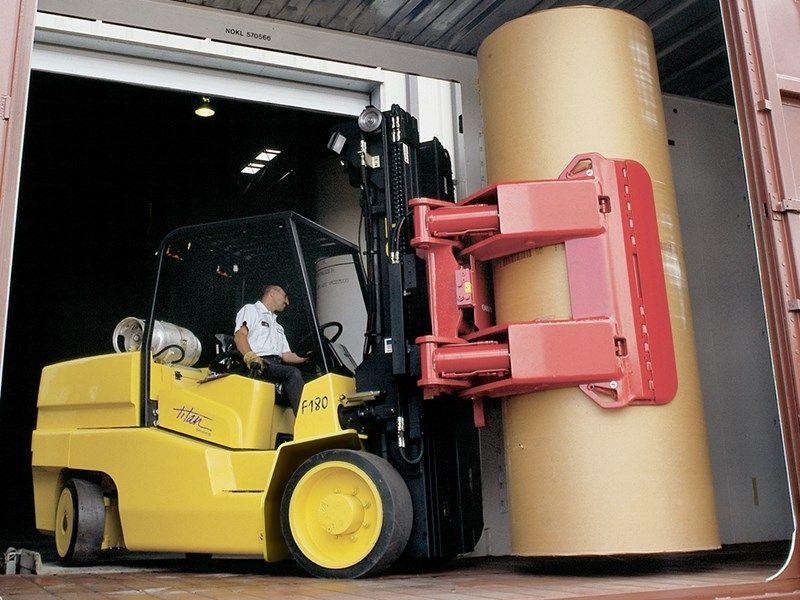 Hoist Liftruck Forklift Safety Hoist Forklift
