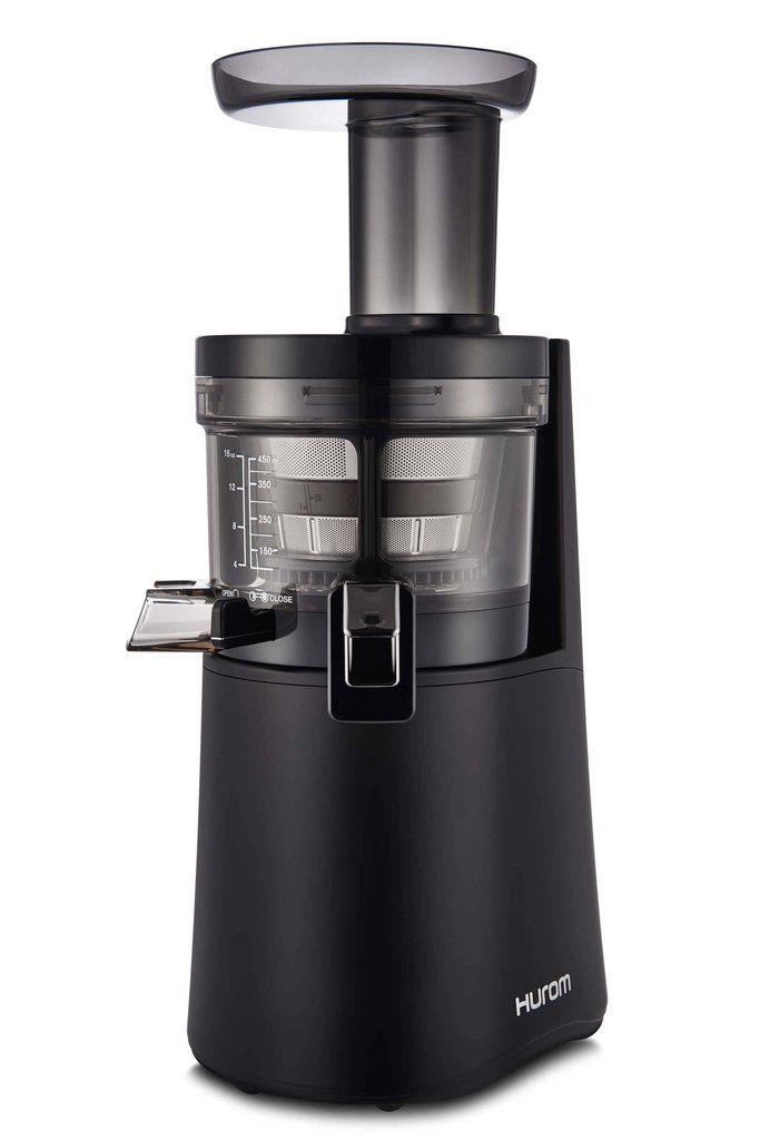 HAA Slow Juicer Juicer, Matte black, Small appliances