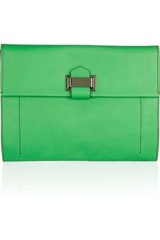 Reed Krakoff - Kit leather clutch