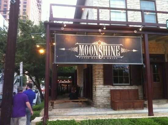 Moonshine Patio Bar & Grill Austin | Austin | Pinterest | Patio bar ...