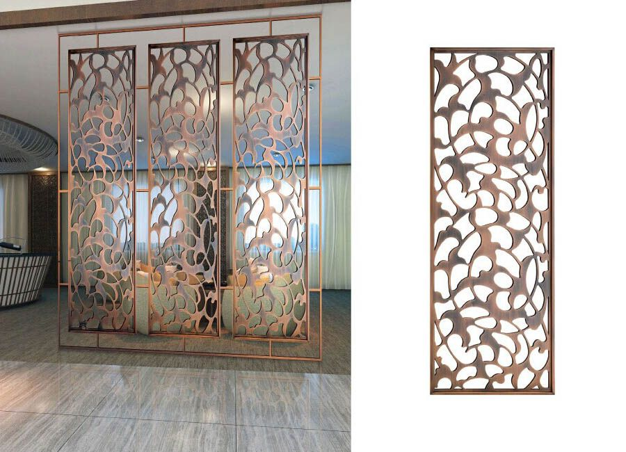 Patterns Of Laser Cut Screens Laser Cuts Metal Artsstencils