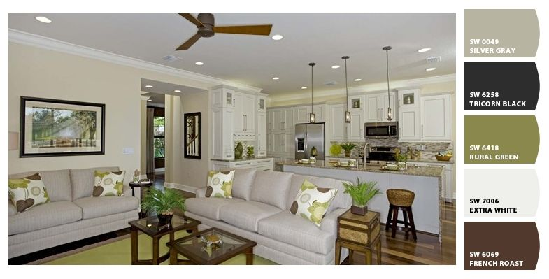 The Merlot Model Home At Riverstone In Naples Fl Glhomes Paint Colors From Chip It By Sherwin Williams Home Home Decor New House Plans