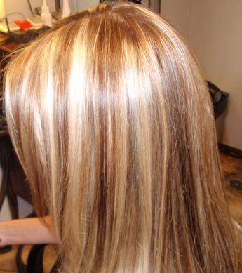 New Look For Summer Loving This Very Dimensional Look