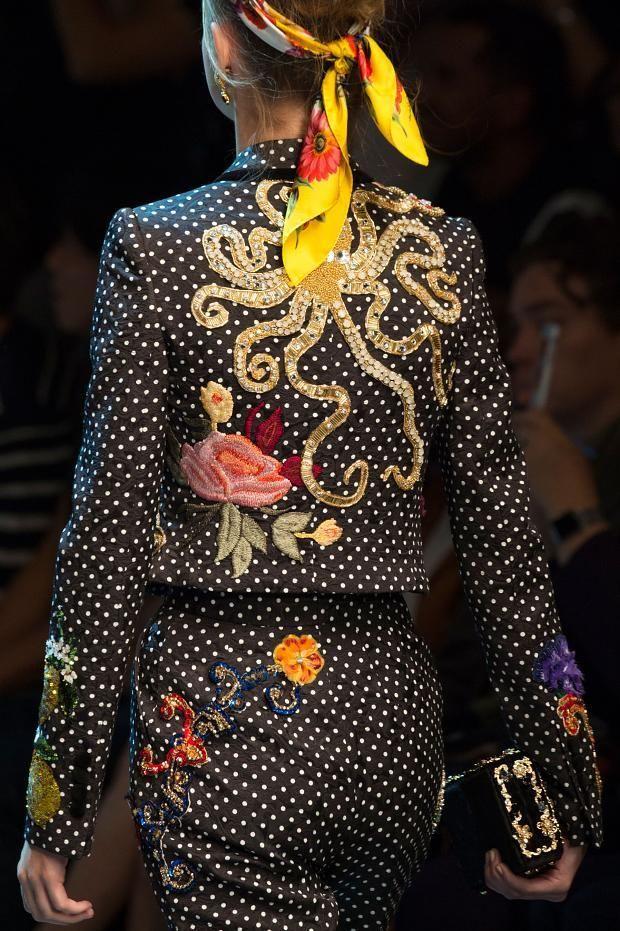 Dolce & Gabbana S/S '16