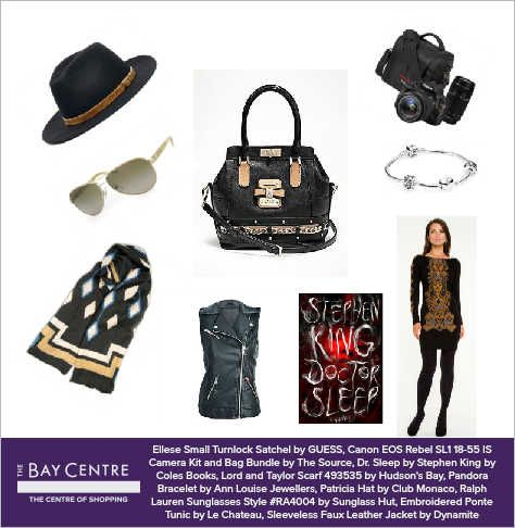 Fill your Dream Bag to WIN $2000 in Bay Centre prizes! Create your own :)