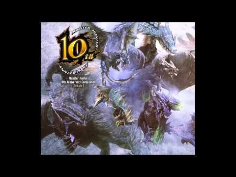 03 Reincarnation Of Light And Darkness Shagaru Magala Monster Hunter 10th Anniversary Tribute Youtube Monster Hunter Monster Tomi