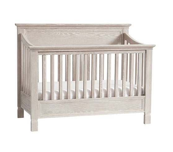 Larkin 4 In 1 Convertible Baby Crib Pottery Barn Kids Cribs Pottery Barn Crib Convertible Crib